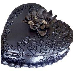 Lovely Heart Cake- 2Kg