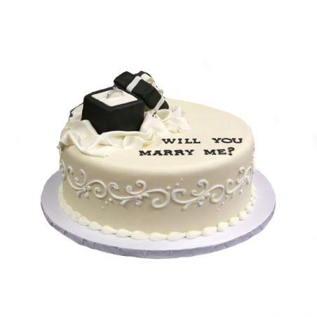 Ring Ceremony Cake 1 KG