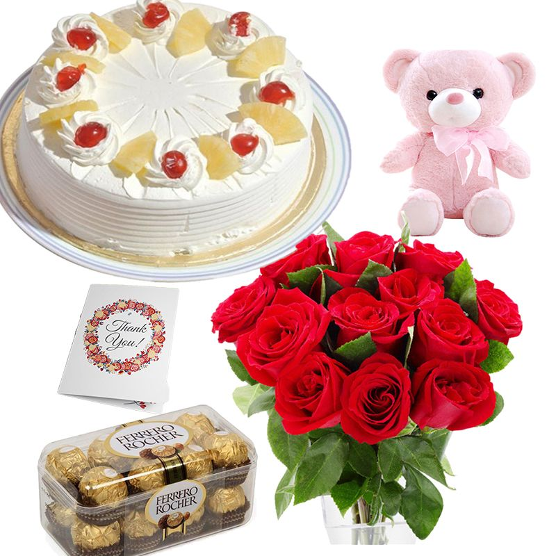 Send Online Womens Day Cake To India