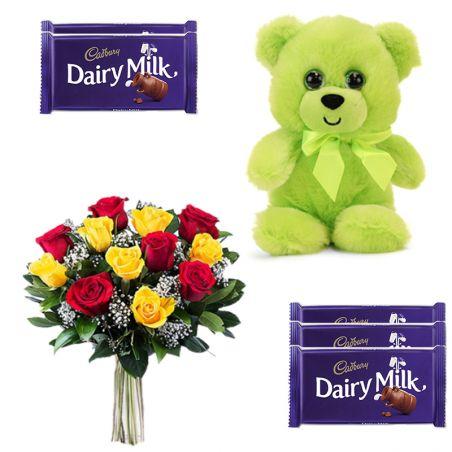 Women's Day Teddy