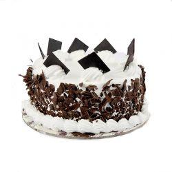 Black Forest Cake - 1kg (The Cake World)