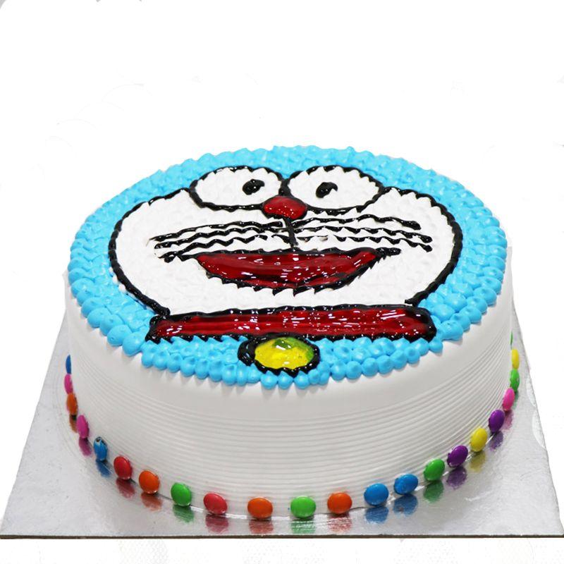 Doraemon Photo Cake 2kg
