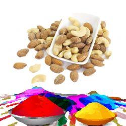 Cashew Almond n Gulal