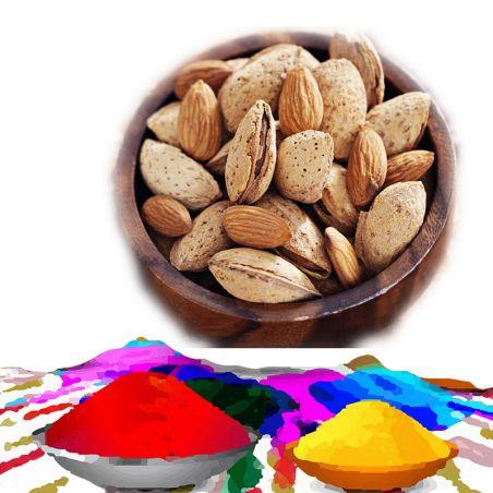 Almond Pista n Gulal