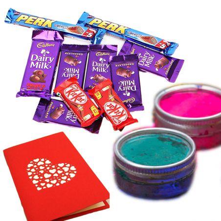 Cadburies n Gulal
