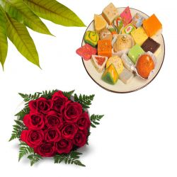 Ugadi n Assorted Sweet