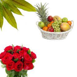 Ugadi Fruits