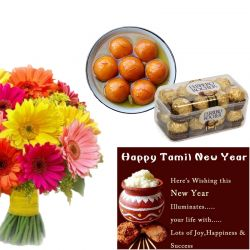 Lucky Tamil New Year