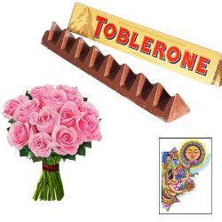 Roses n Toblerone