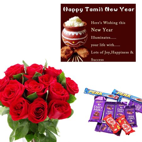 Heartful Tamil New Year