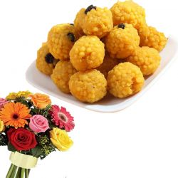 Tamil New Year Ladoo