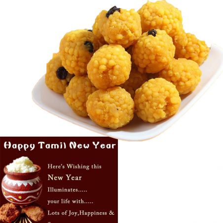 Tamil New Year Tradition