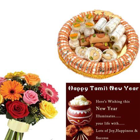 Tamil New Year Treat