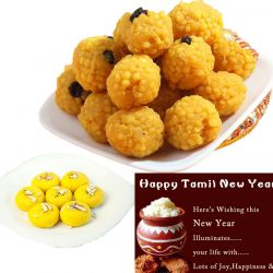 Delightful Tamil new year