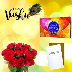Cadbury Malayalam New Year