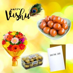 Best of Luck 4 Vishu New Year