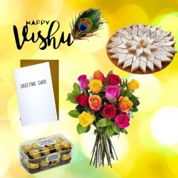 Fabulous Vishu New Year