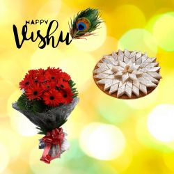 Vishu New Year Brightens
