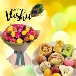 Vishu New Year moments