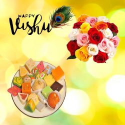 Fragrance of Vishu New Year