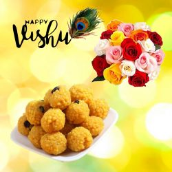 Vishu New Year Ladoo
