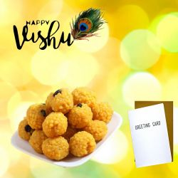 Kerala New Year Tradition