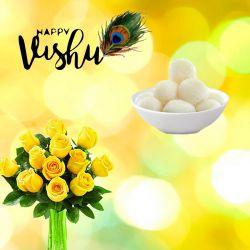 Unique Vishu New year
