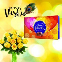 Happy Malayalam New Year