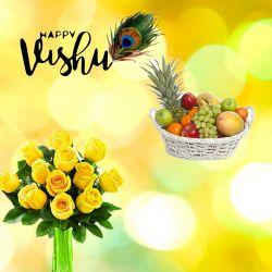 Vishu New Year Fresh