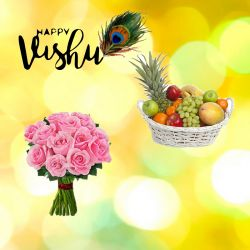 Vishu Fruits