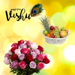 Vishu New Year Dhamaka