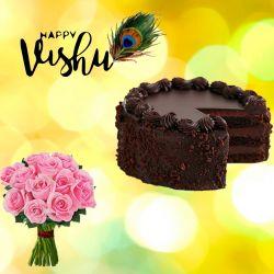 Vishu New Year Love
