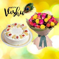 Evergreen Vishu New Year