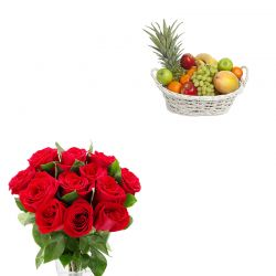 Flowers n Fruits for Mom