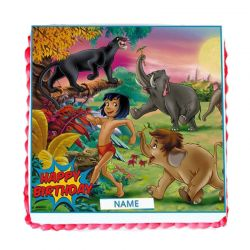 Jungle Book Cake - 2Kg