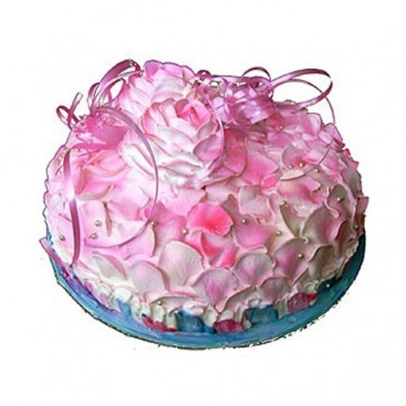 Rosy Delite Cake - 1 Kg