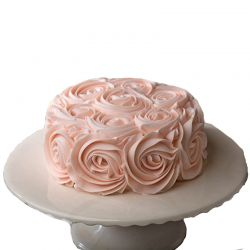 Floral Chocolate Cake - 1 Kg