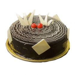 Swiss Chocolate Marble Cake-1 kg