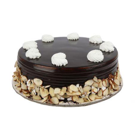 Chocolate Almond Cake -1 Kg