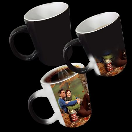 Magic mug for Wife