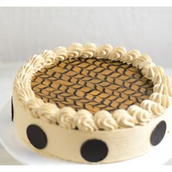 Butter Scotch Caramel Cake...