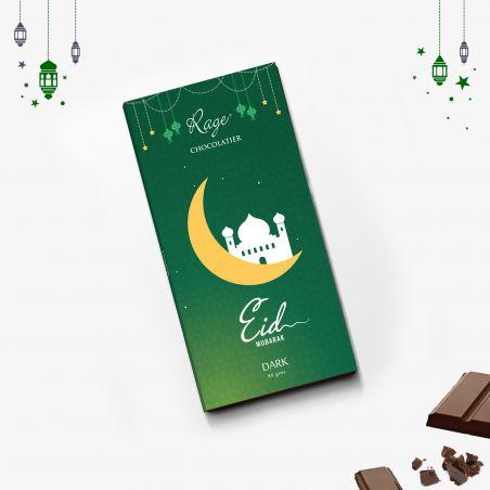 Rage, Eid Mubarak - Plain Dark Chocolate