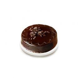 Chocolate Truffle Cake  - 2...