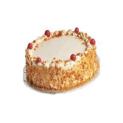 Butter Scotch Eggless Cake...