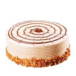Butterscotch Eggless Cake 1...