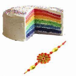 Rainbow n Rakhi