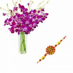 Orchid n Rakhi