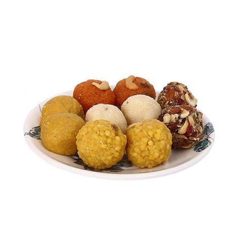 Assorted Laddu Sweet Box ( Sri Krishna Sweets)
