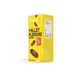 Flat Tummies Millet Pleasure  - Choco Melts Cookies