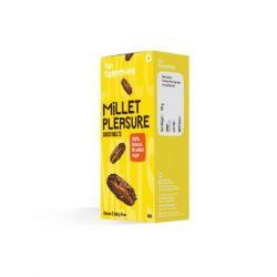 Flat Tummies Millet Pleasure  - Choco Melts Cookies
